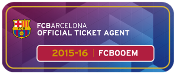 FC Barcelona Official Ticket Agent